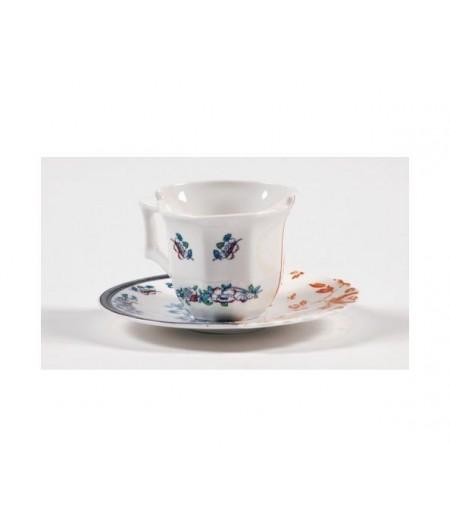 Tasse à café en Porcelaine Hybrid - Leonia | Seletti