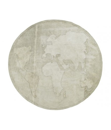 ART-51878~TapisRondWorldD150cm