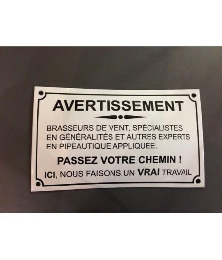 ART-AT250~Avertissement-plaqueemaillee