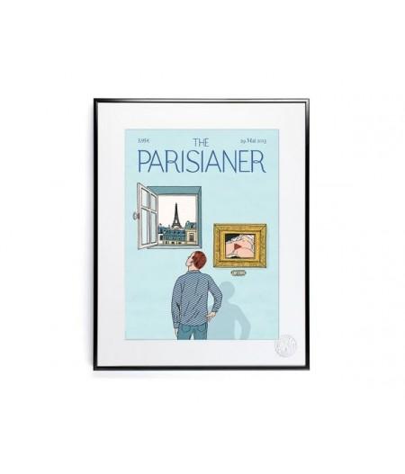 30x40 cm The Parisianer N01 ATTIGOBE - Affiche Image Republic