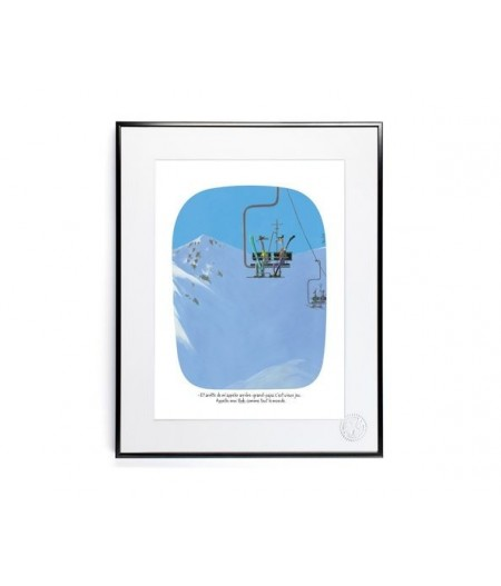 30x40 cm Voutch Bob - Affiche Image Republic
