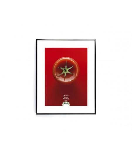 40x50 cm ADV Heinz STom bottom - Affiche Image Républic