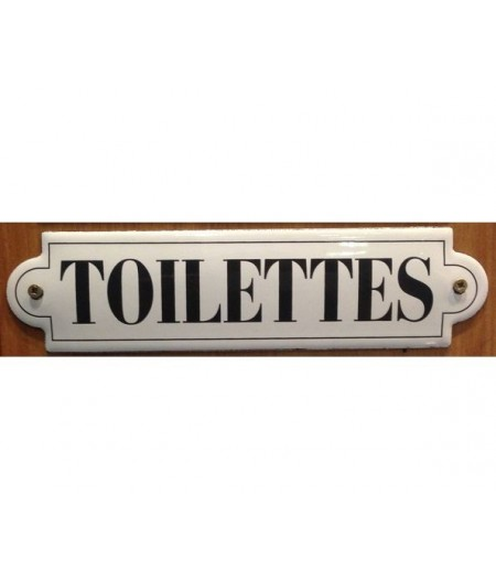 ART-TL200~Toilettes50x200Mmplaqueemaillee