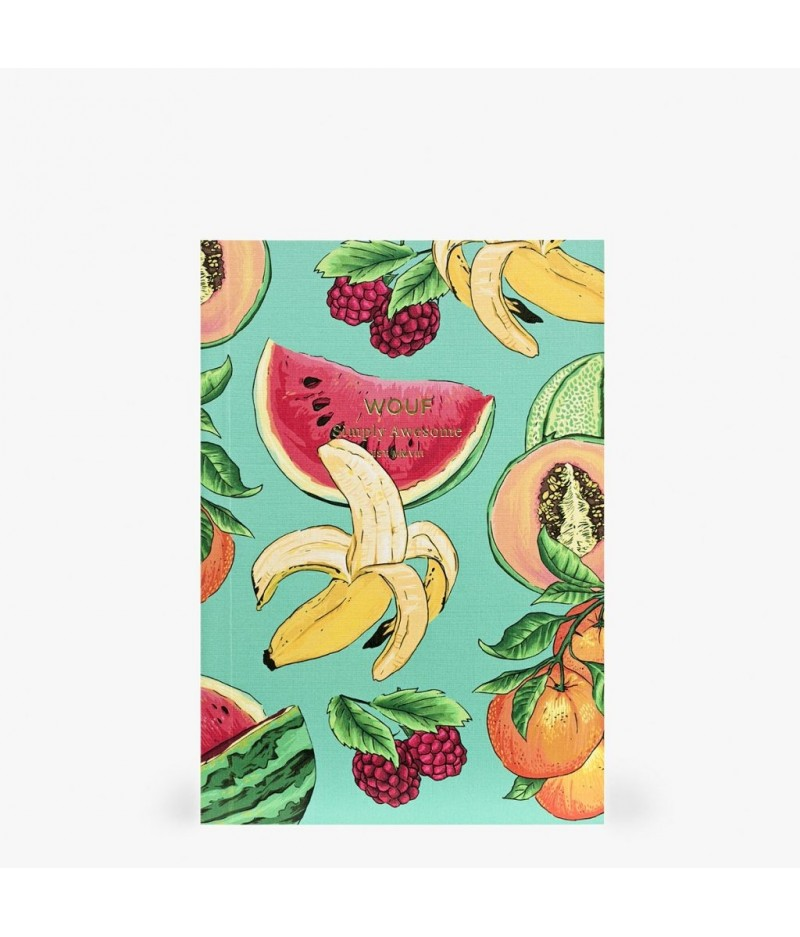 carnet-A6-fruits