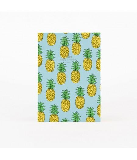 carnet-wouf-ananas-ancien