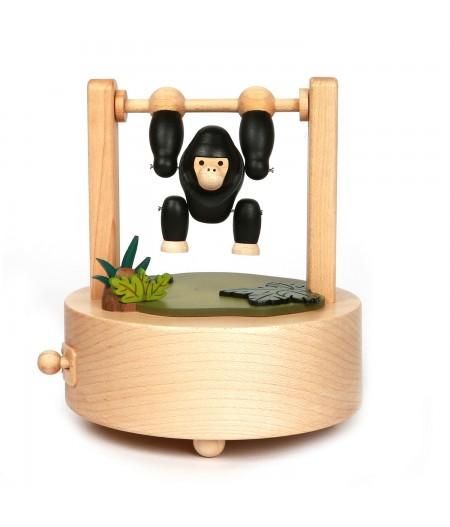 Gorilla - High Bar Music Box - Wooderful life - L'Ornithorynque Marseille