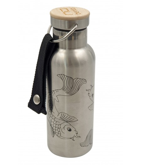 Bouteille thermos Poisson 500 ml - NUBENTO by Cookut