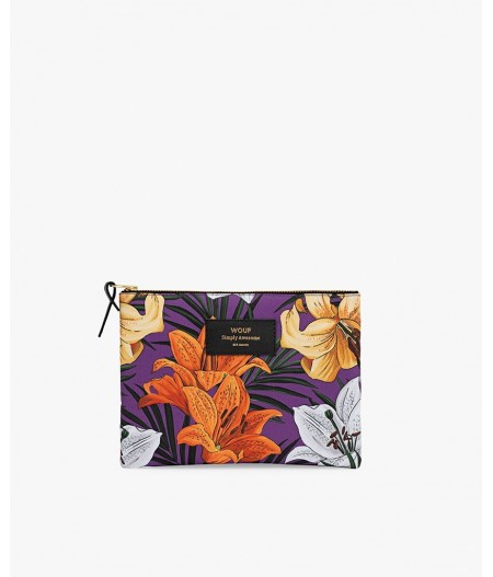 Pochette large Hawaii Large Pouch - Wouf