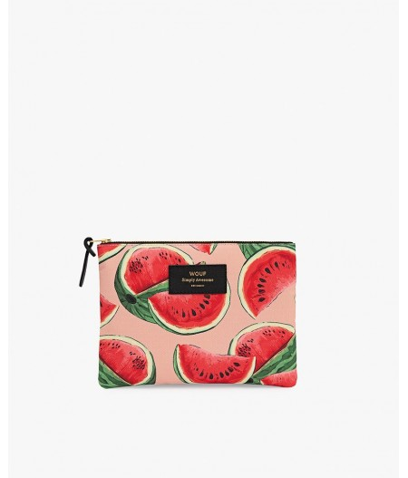 Pochette large Watermelon Large Pouch - Wouf