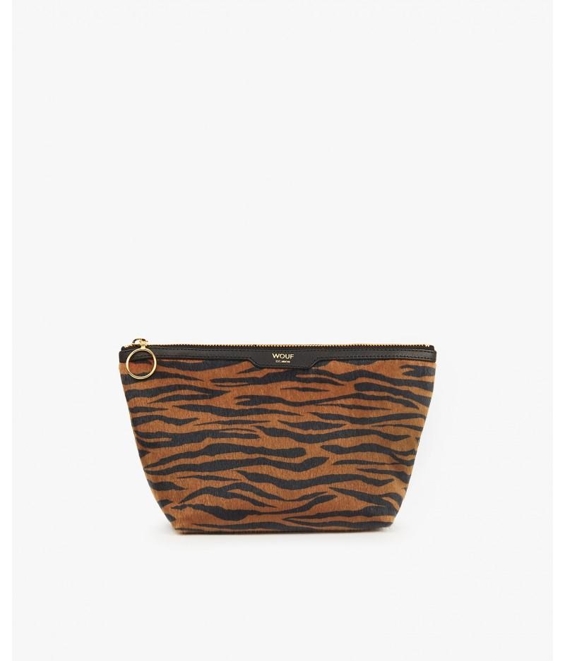 Trousse toilette Tiger Beauty - Wouf