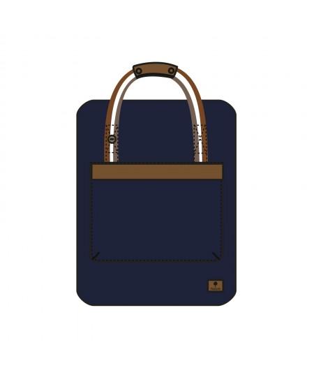 Sac à dos - Urbanbag Coton - Nav08 - Tu - Faguo