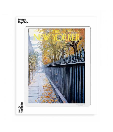 40x50 cm The New Yorker 77 Getz Autumn 1968 49997 - Affiche Image Republic