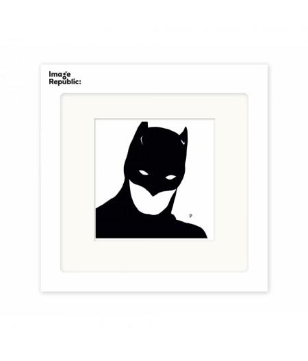 Pechelune Présence008 Batman - Affiche Image Republic