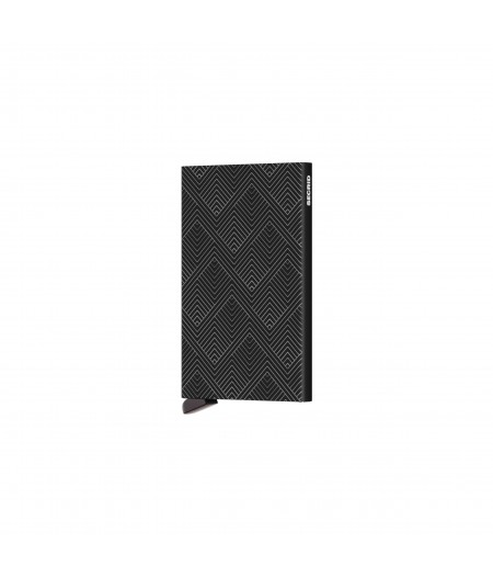 Cardprotector Secrid - Laser Structure Black