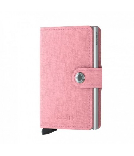 Miniwallet Crisple Pink - MC-Pink - Secrid