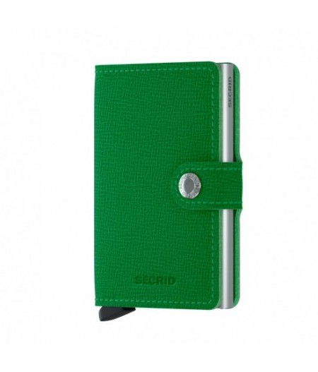 Miniwallet Secrid - Crisple Apple - MC-Light green