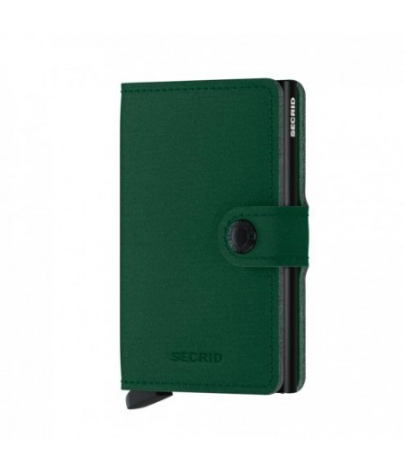 Miniwallet Secrid - Yard Green - MY-Green