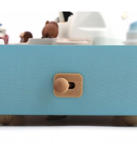Antartica Music Box - Wooderful Life