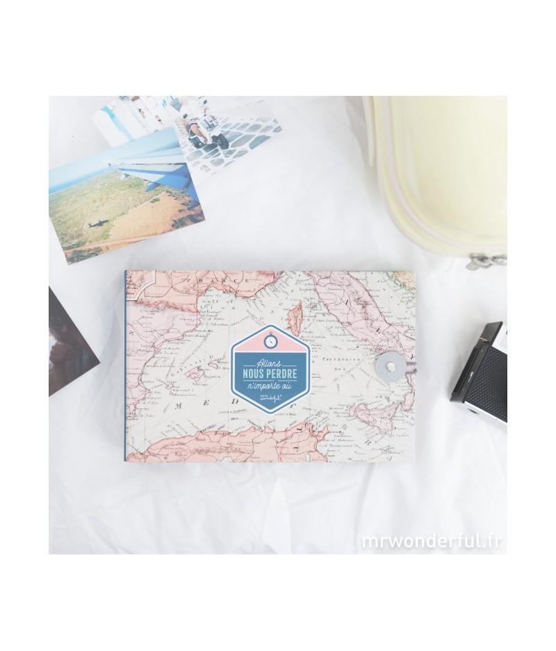 Album de voyage - Allons nous perdre n'importe où - Mr Wonderful