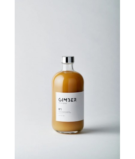 GIMBER N°1 500ml - Boisson au Gingembre
