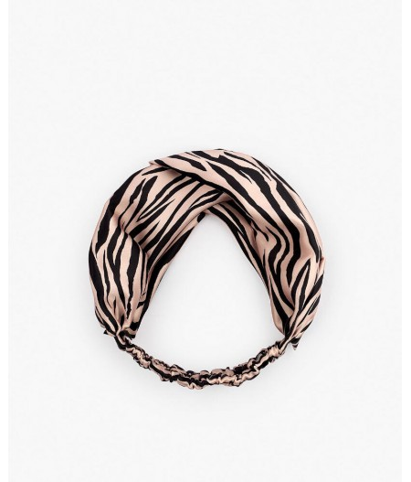 Bandeau Soft Tiger Headband - Wouf