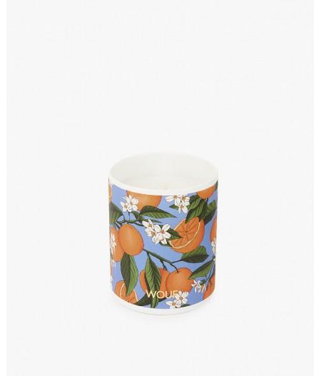 Bougie parfumée Orange Blossom Candles Burning time 45h - Wouf