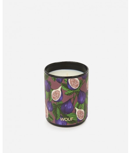 Bougie parfumée Black Figue Candles Burning time 45h - Wouf