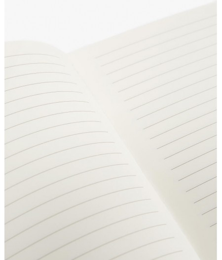 Carnet A6 White Marble A6 - Wouf