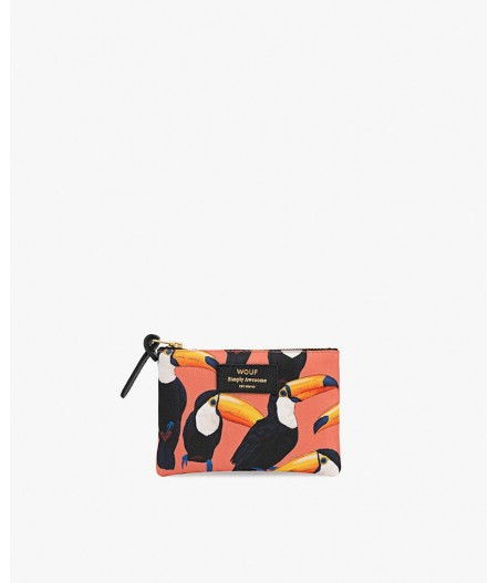 Petite pochette Toco Toucan Small Pouch - Wouf