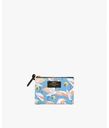 Petite pochette Imperial Heron Small Pouch - Wouf