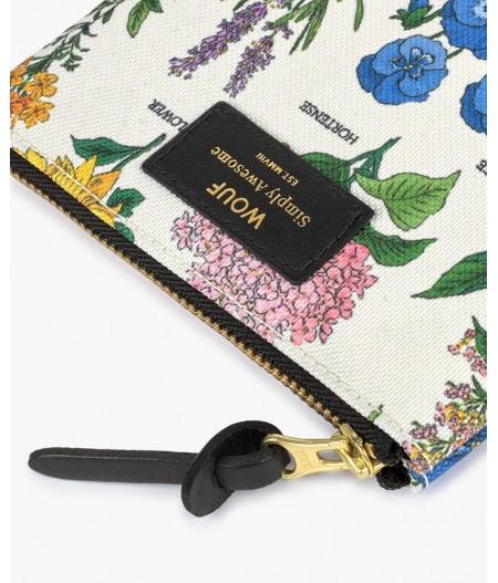 Petite pochette Botanic Small Pouch - Wouf