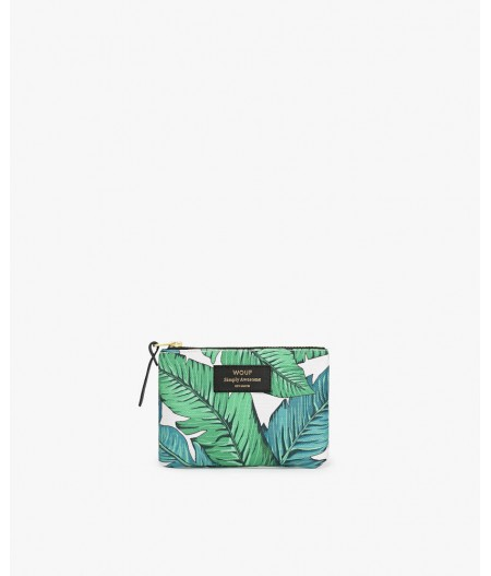 Petite pochette Tropical Small Pouch - Wouf