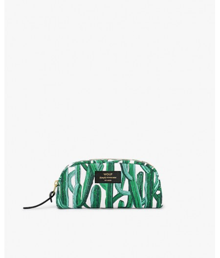 Trousse Wild Cactus Small Beauty - Wouf