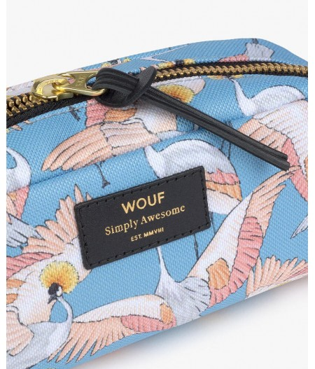 Trousse Imperial Heron Small Beauty - Wouf