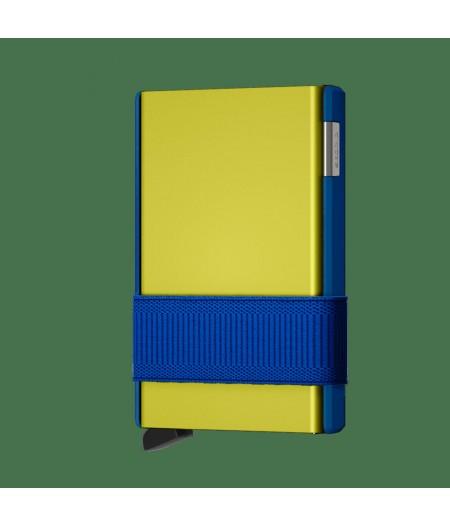 Cardslide slide + MoneyBand Electrolime - Secrid