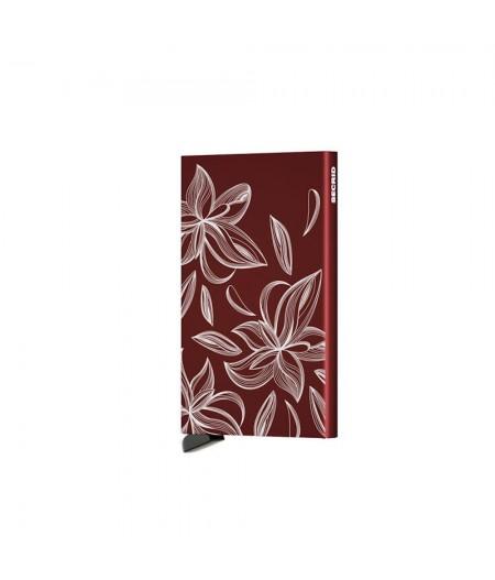 Cardprotector Secrid - CLa-Magnolia Bordeaux