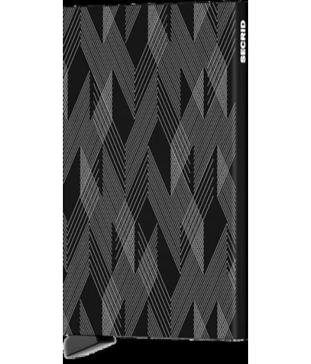 Cardprotector Secrid - Laser - CLa-Zigzag Black