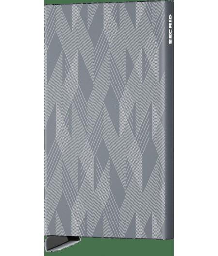 Cardprotector Secrid - Laser - CLa-Zigzag Titanium