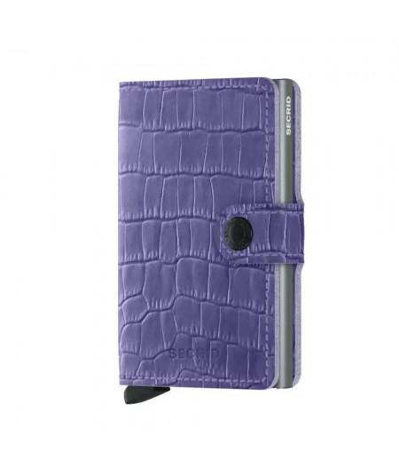 Miniwallet Secrid - Cleo Lavender