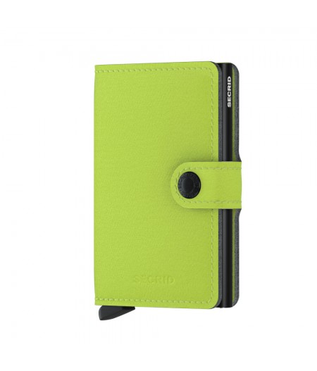 Miniwallet Secrid - Yard Lime - MY-Lime