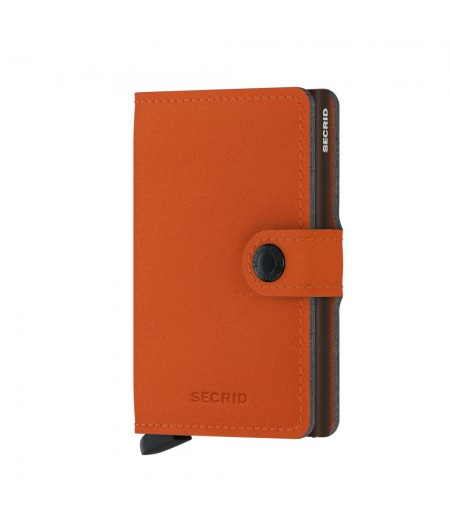Miniwallet Secrid - Yard Orange - MY-Orange