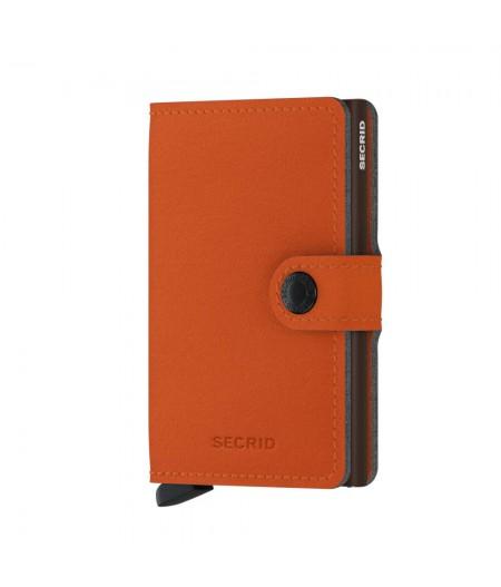 Miniwallet Secrid - Yard Orange - MY-Orange