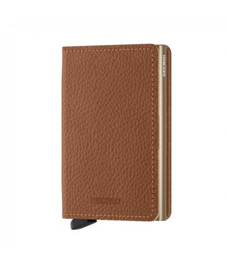 Slimwallet Secrid - Vegetable Tanned Caramello-Sand