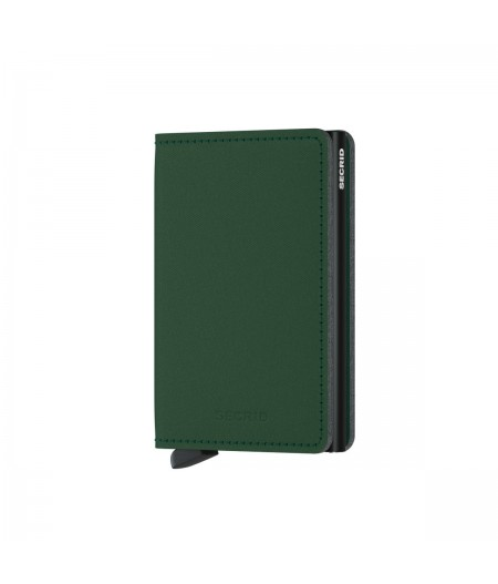 Slimwallet Secrid - Yard Green