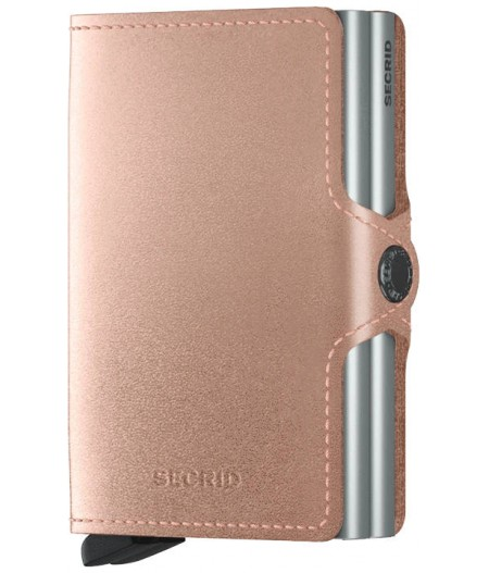 Twinwallet Secrid - Metallic Rose