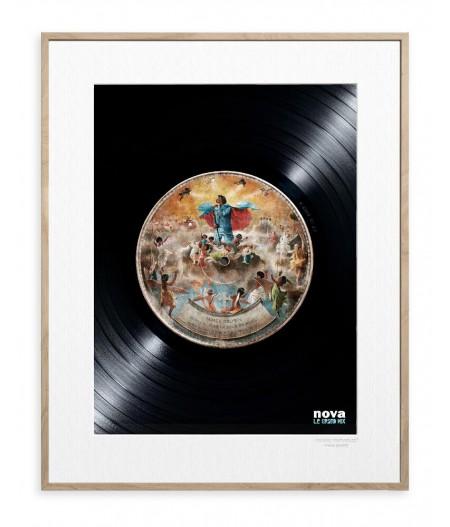 40x50 cm ADV Nova James Brown - Affiche Image Republic