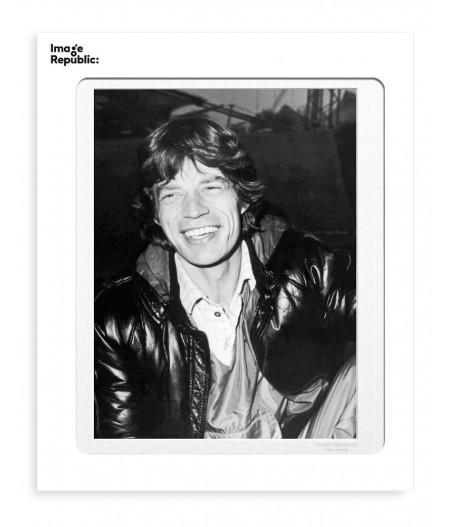40x50 cm La Galerie Jagger - Affiche Image Republic