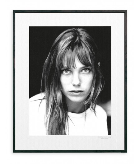 40x50 Cm La Galerie Photo Jane B Gam_5203649 - Image Republic et 40x50 cm La Galerie Photo Jane Birkin - Affiche Image Republic