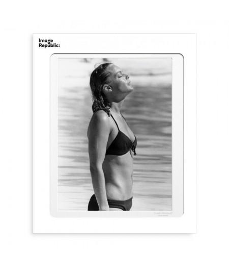 40x50 cm La Galerie Romy Schneider - Affiche Image Republic