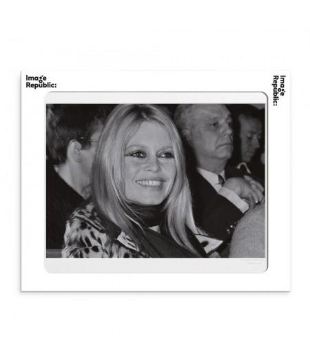 40x50 cm La Galerie Bardot Première Bullit - Affiche Image Republic